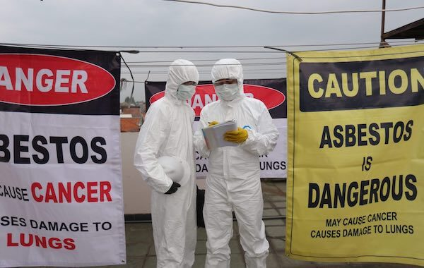 asbestos removal launceston team